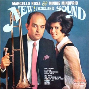 New Dixieland Sound Minnie Minoprio