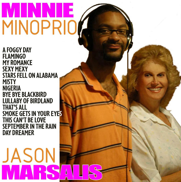 minnie minoprio - jason maralis