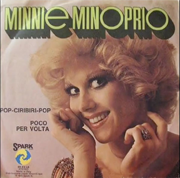 minnie minoprio - pop ciribiribip pop